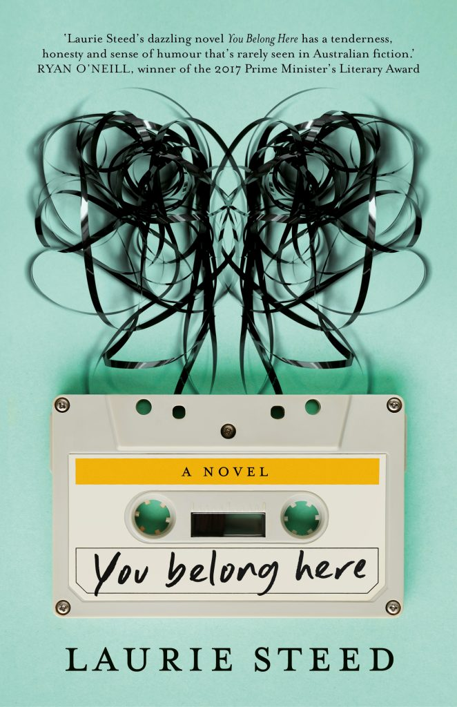 Meet Laurie Steed, author of \'You Belong Here\' - Cassie Hamer